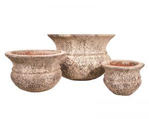 Ancient Lucinda Pots